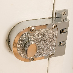 vertical deadbolt